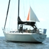 FinDelta #4 Anchoring Sail for Boats 61 to 72 Feet